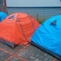 狼族户外露营帐篷