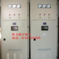 供应补偿柜,起动平滑,对电源电压要求低,保护机组设备,不产生谐波污染