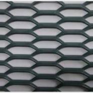 龟型钢板网镀锌六角钢板网图片