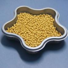 供应湖州定制黄色圆球磨料制造生产商