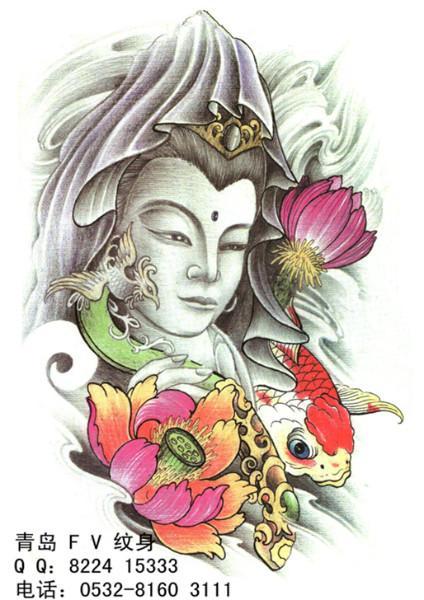 青岛最好的纹身设计店图片