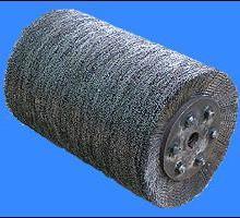 供应抛光生产线毛刷辊组合毛刷辊