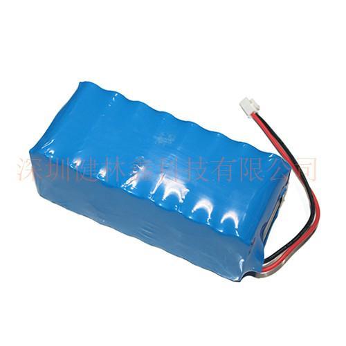 供应14.8v13.2ah锂电池包图片