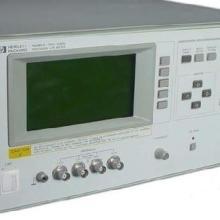 高价回收Agilent4287A射频LCR测试仪