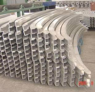 C型臂/铝型材折弯件图片