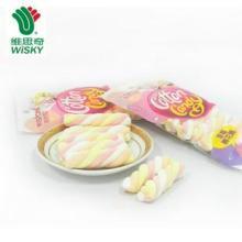 维思奇160g绳形棉花糖_糖果批发商_糖果生产供应厂家批发