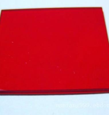 红色透明亚克力图片/红色透明亚克力样板图 (1)