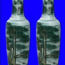 供应陶瓷大花瓶,景德镇花瓶,礼品花瓶销售