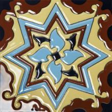 供应陶瓷砖地砖欧式仿古砖小花砖别墅砖