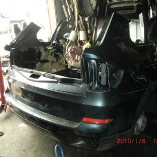 新款宝马X5后幅拆车件/座椅拆车件图片