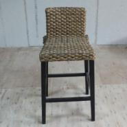海口酒吧藤椅图片