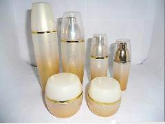 20G膏霜瓶斜肩瓶制造厂家图片