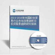 2014-2018年中国软体家具行业市场深度剖析及投资前景趋势研究报批发