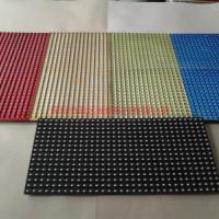 供应江门P10室内表贴单色单元板批发厂家