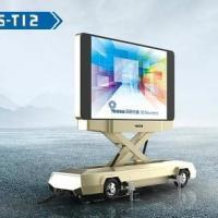 供应数字化LED交通安全宣传车/P6全彩显示屏/广告车