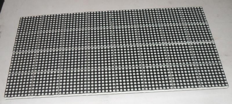供应昆明F5.0/P7.62双色单元板/批发生产商