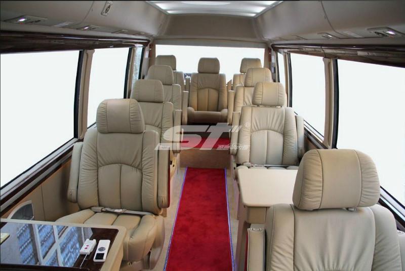 考斯特加装航空座椅考斯特加装隔销售