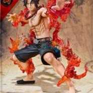 海贼王之火拳艾斯玩具礼品模型图片