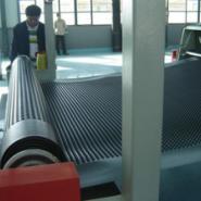 PE宽幅止水板材排水板材生产线图片