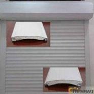 天津欧式保温卷帘门图片