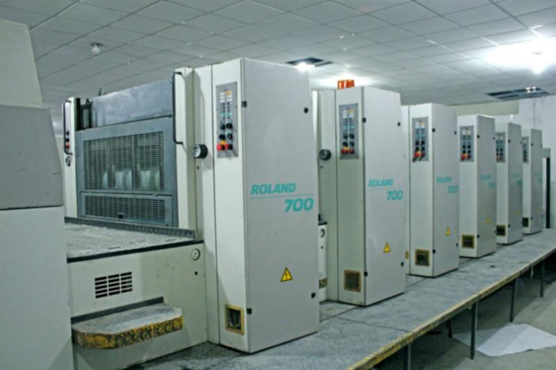 供应罗兰胶印机机械维修