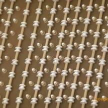 供應重慶單孔膜曝氣機銷售熱線  萬州管式曝氣器
