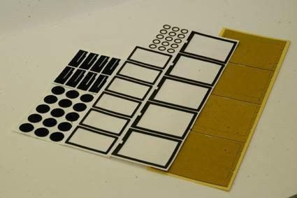 供应粘手机玻璃用的胶玻璃镜片双面胶