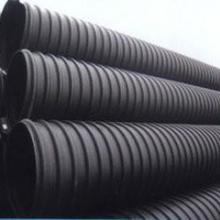 供应甘肃煌盛HDPE钢带增强型螺旋波批发