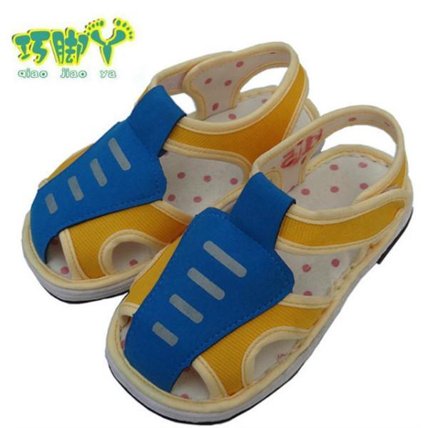 供应儿童纯棉帆布鞋手工吸汗童鞋