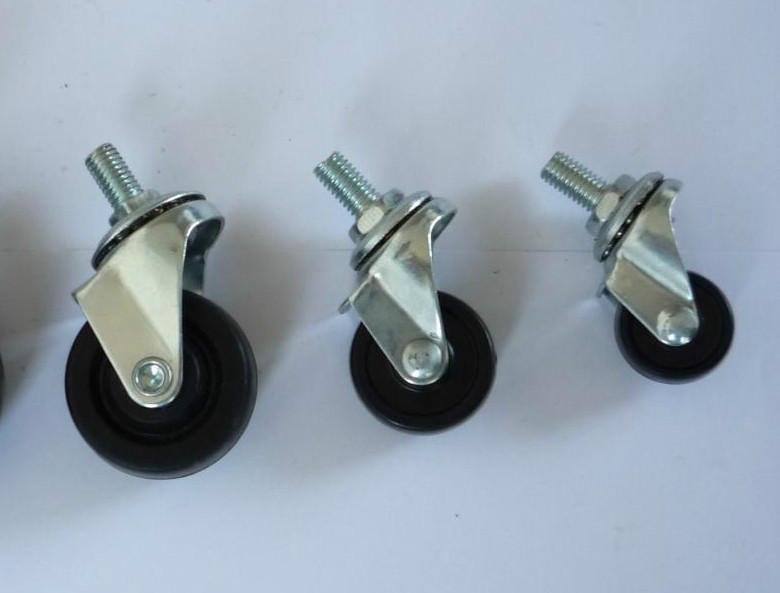 1至3寸万向轮轻型PP轮橡胶脚轮等图片/1至3寸万向轮轻型PP轮橡胶脚轮等样板图 (4)