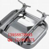 供应不锈钢方形人孔,卫生级方形人孔,方形手孔,常压人孔