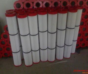 供应粉尘滤筒除尘滤芯搅拌楼150×660图片