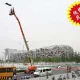 供应25.5自行曲臂车出租,上海20米高空作业车出租