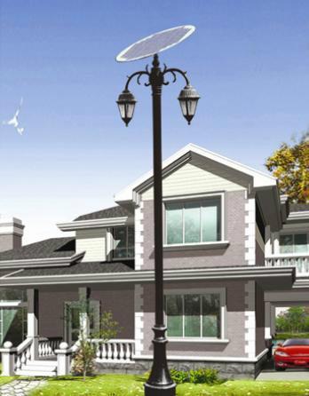 批量供应优质太阳能庭院灯