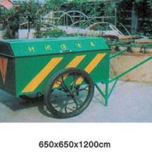 供应手推式环卫保洁车图片