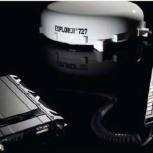 供应卫星车载727