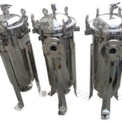 供應鄭州的吊環單袋式過濾器