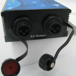 智能微型防水逆变器图片
