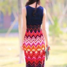 厂家直销精品服装批发   波西米亚长裙