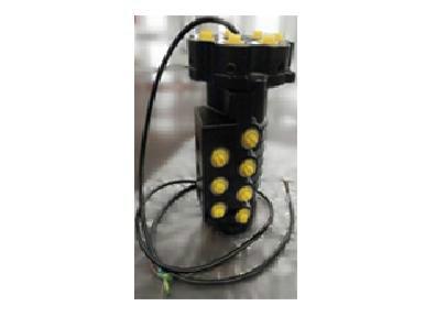 高压分配梭阀;研发生产了用于能源图片