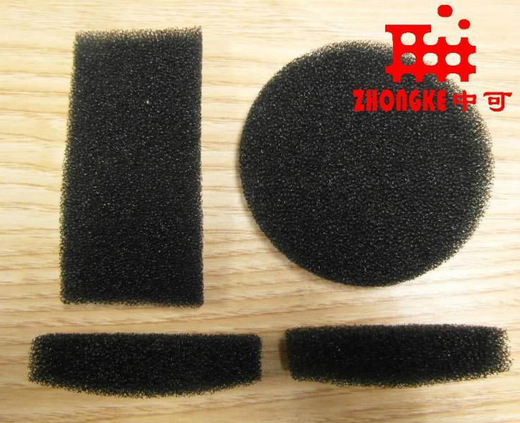 供应50PPI过滤棉材料 聚氨酯网棉 50PPI防尘过滤绵片材