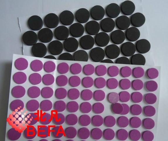 供应工艺礼品绒布垫工艺品海棉垫厂家