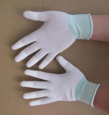 尼龙涂指手套图片/尼龙涂指手套样板图 (1)