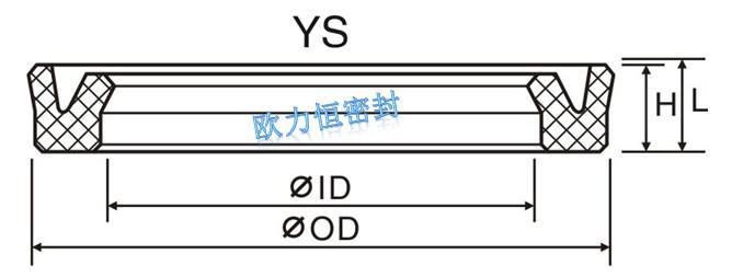 供应Y型圈