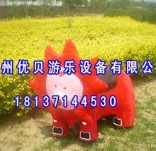 供应毛绒电瓶玩具车/批发电动动物玩具图片