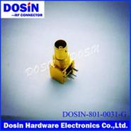 金属高清HD-SDI视频连接器BNC接口图片