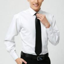 春秋装新款男式撞色领韩版修身长袖衬衫男版格子衬衣潮流寸衫男批发