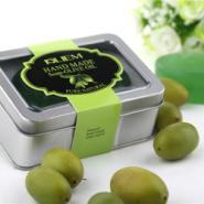 凯莉美酵素橄榄保湿手工皂120g图片