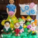 白雪公主系列气球/小矮人气球图片