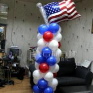 英伦风气球/特色气球装饰图片